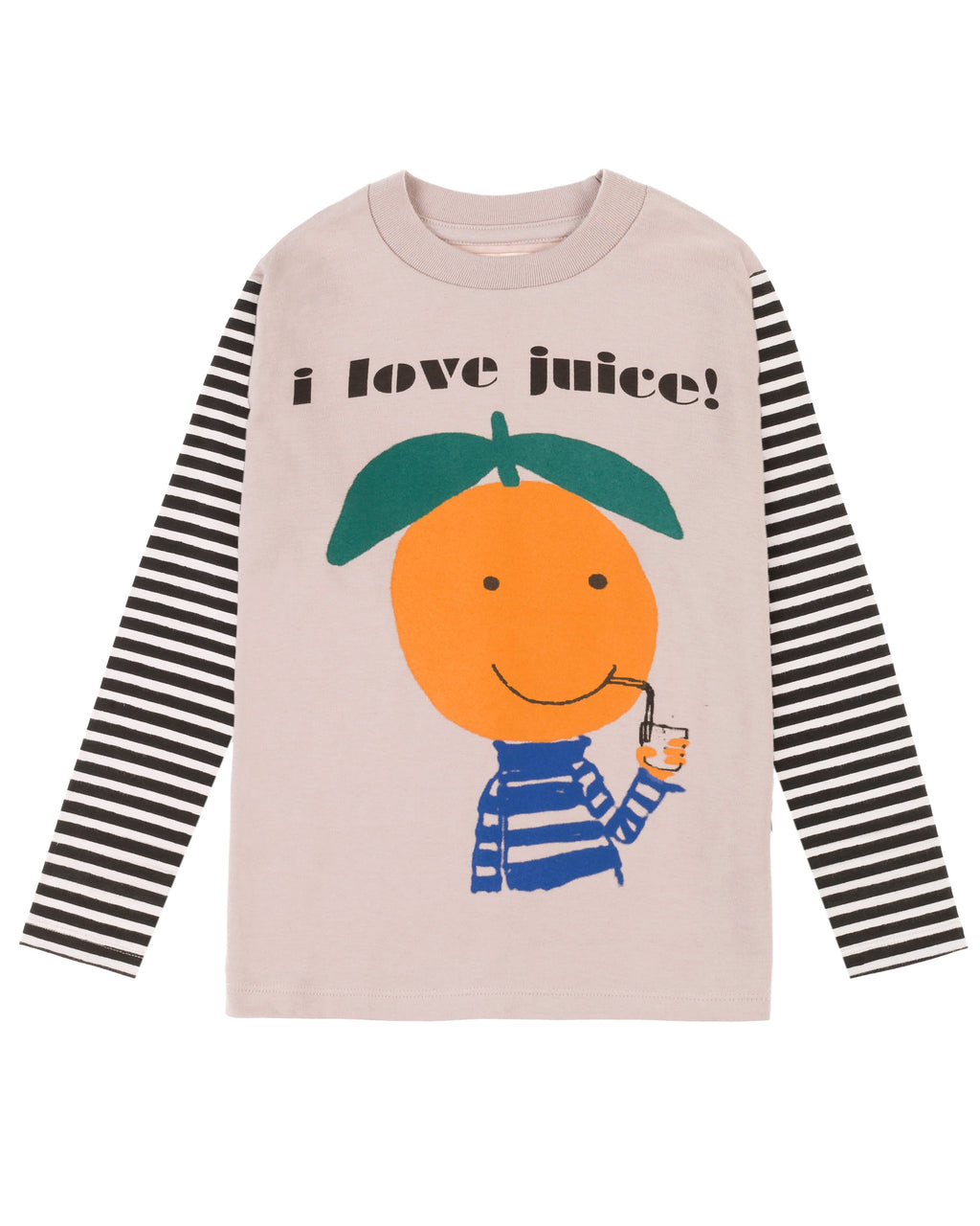 I Love Juice Long Sleeve T Shirt