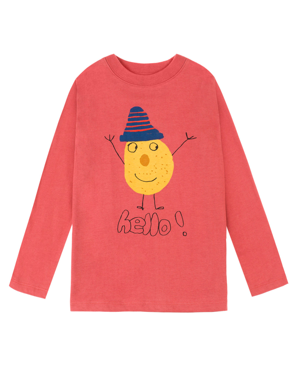 Potato Ed Long Sleeve T Shirt