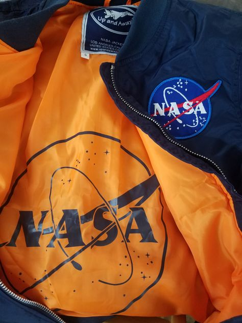 Nasa Space Shuttle Jacket