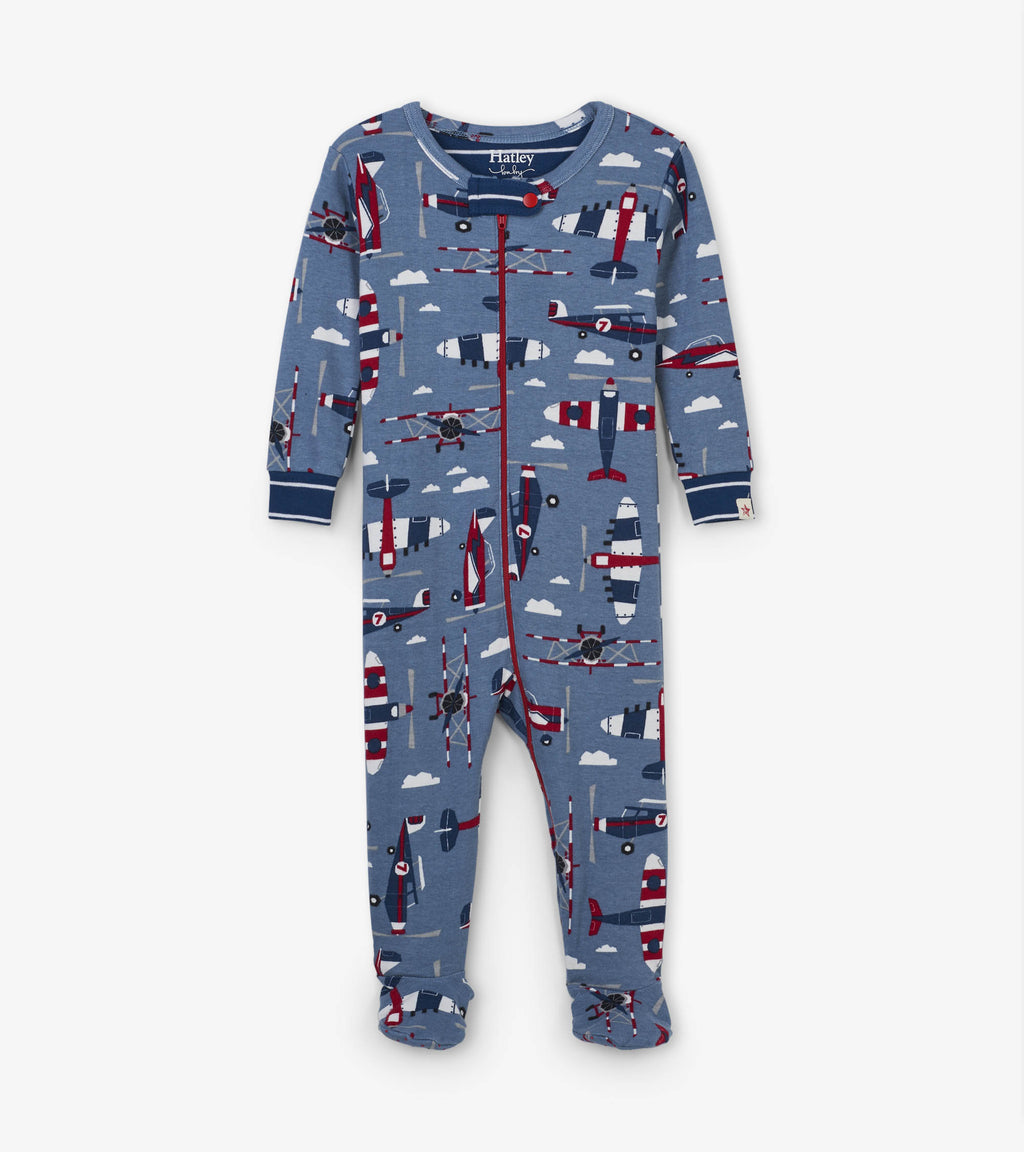 footed pajama for baby