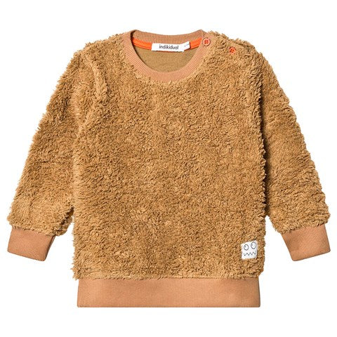 Teddy Fur Sweater