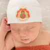 Little Turkey Newborn Beanie