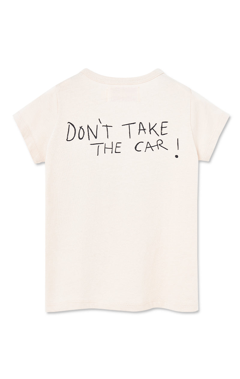 Don't Take the Car Toddler Tee