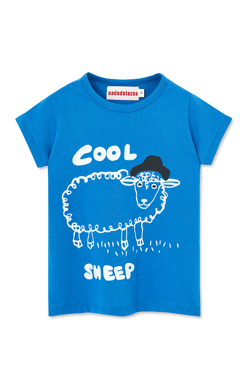 Cool Sheep Toddler Tee