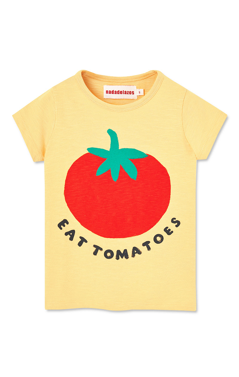 Eat Tomatoes Toddler Tee