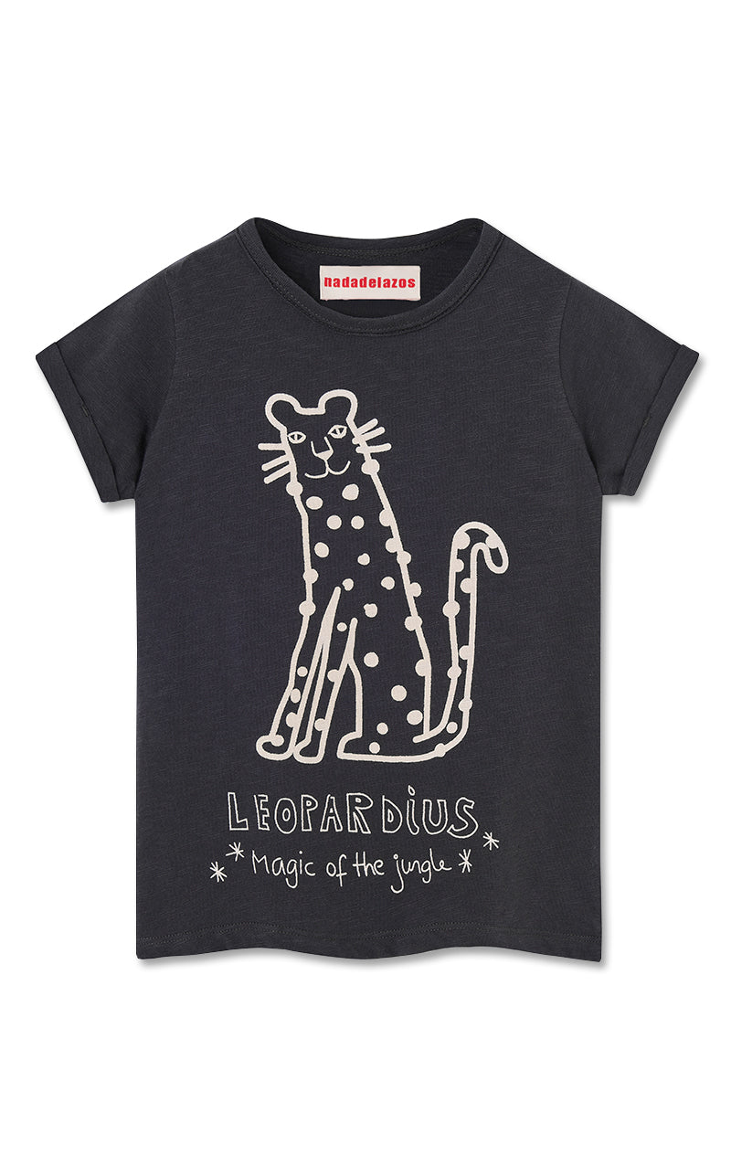 Magic Leopard Toddler Tee