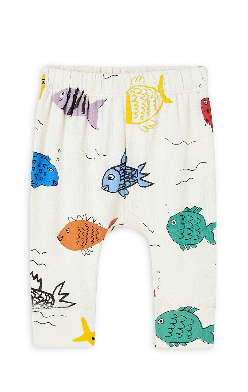 Fishes in the River Baby Pant