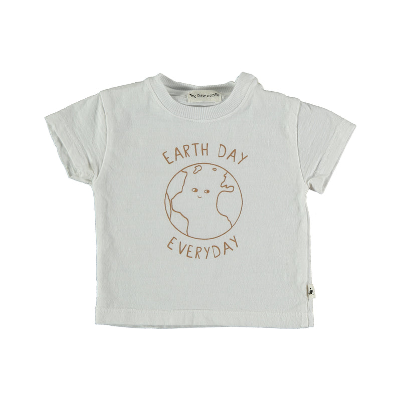 Earth Day Poet Baby T Shirt