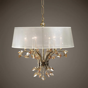 The Alesda, 6Lt Chandelier