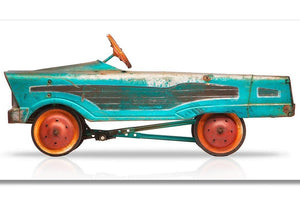 1950's Wagonmaster Pedal Car