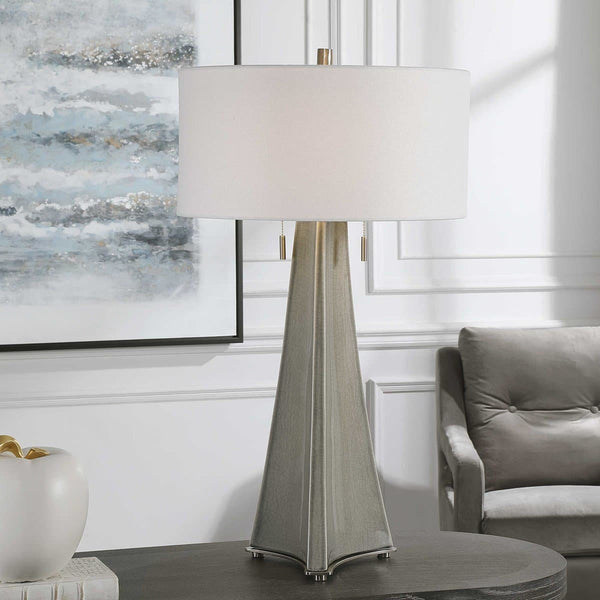Dove Curve Table Lamp