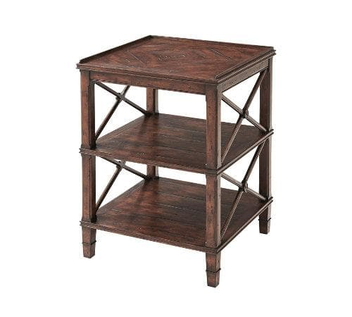 Three Tier Side Table