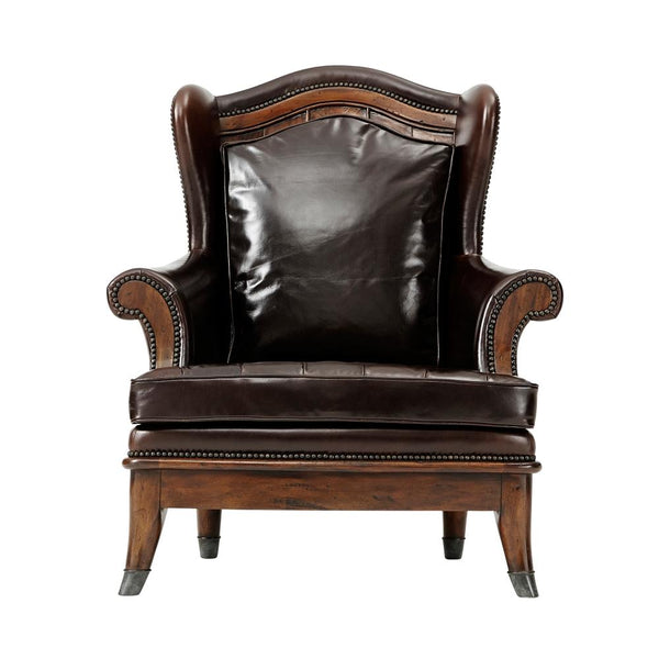 The Royal Fireside Chair