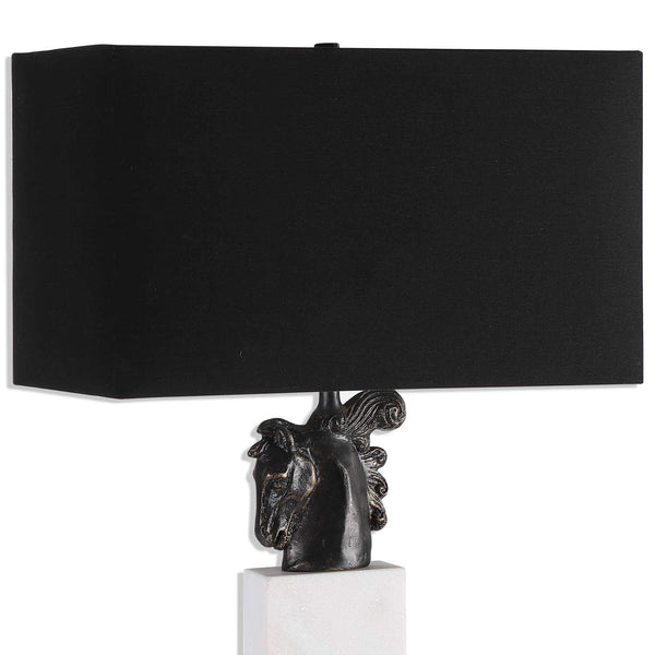 Cavalry Table Lamp