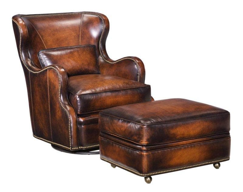 Hand Rubbed Swivel Rocker