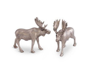 Moose Salt and Pepper Set