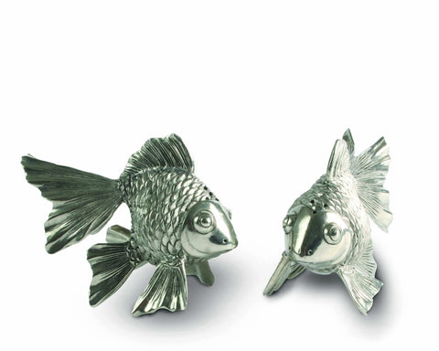 Goldfish Salt And Pepper Set