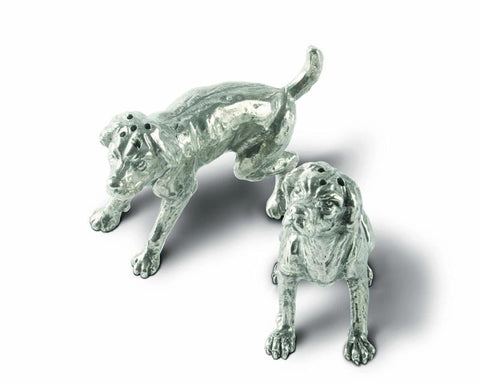 Dog Salt And Pepper Set