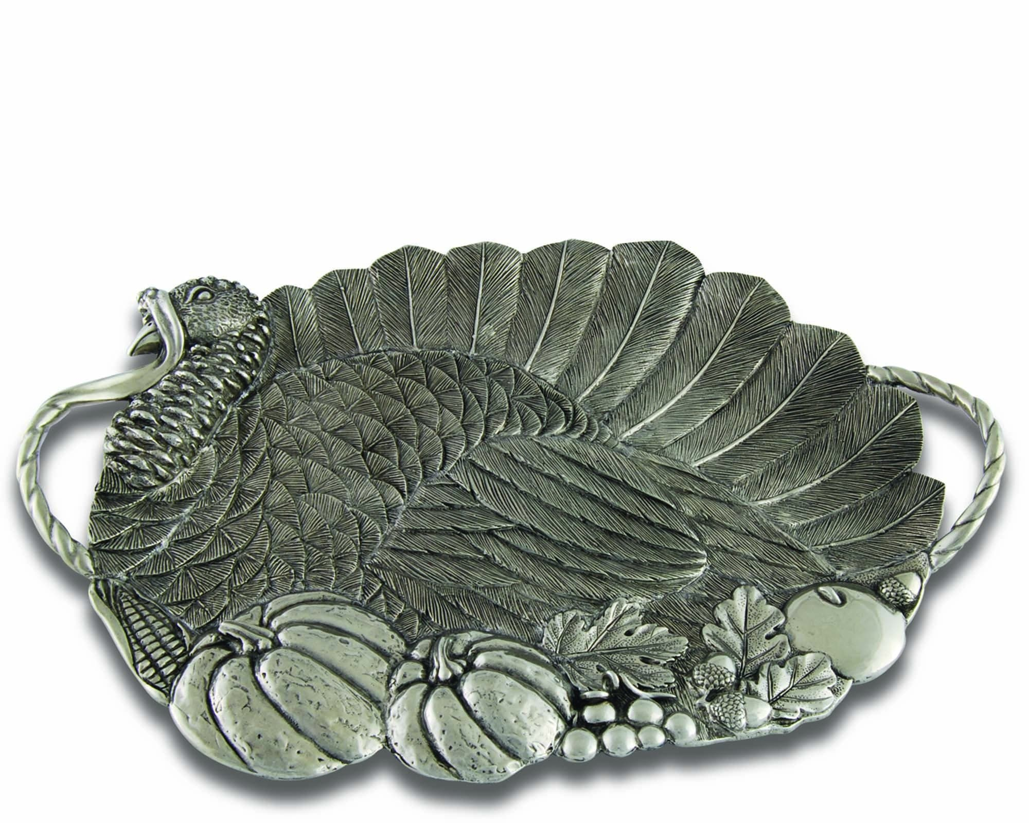 Turkey Serving Tray