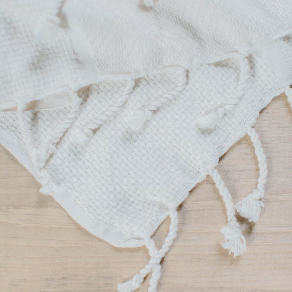 You, Me, & The Sea Throw Blanket