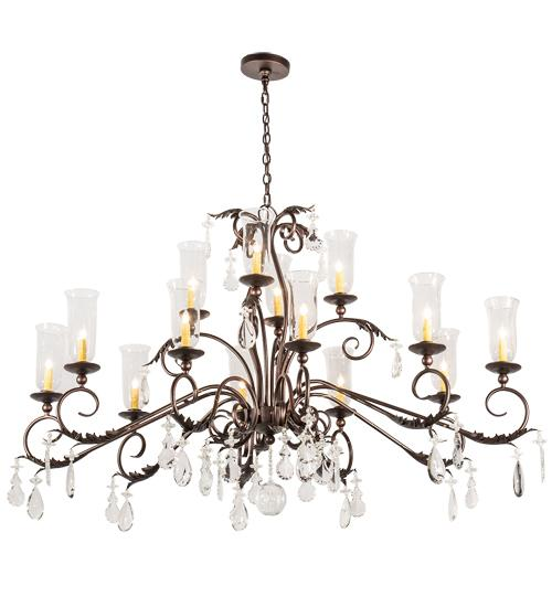 The Acanthus Chandelier