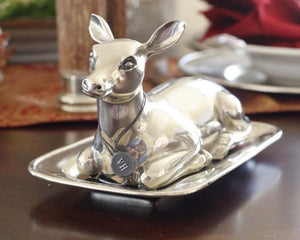 Doe Butter Dish