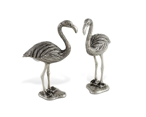 Flamingo Salt And Pepper Set