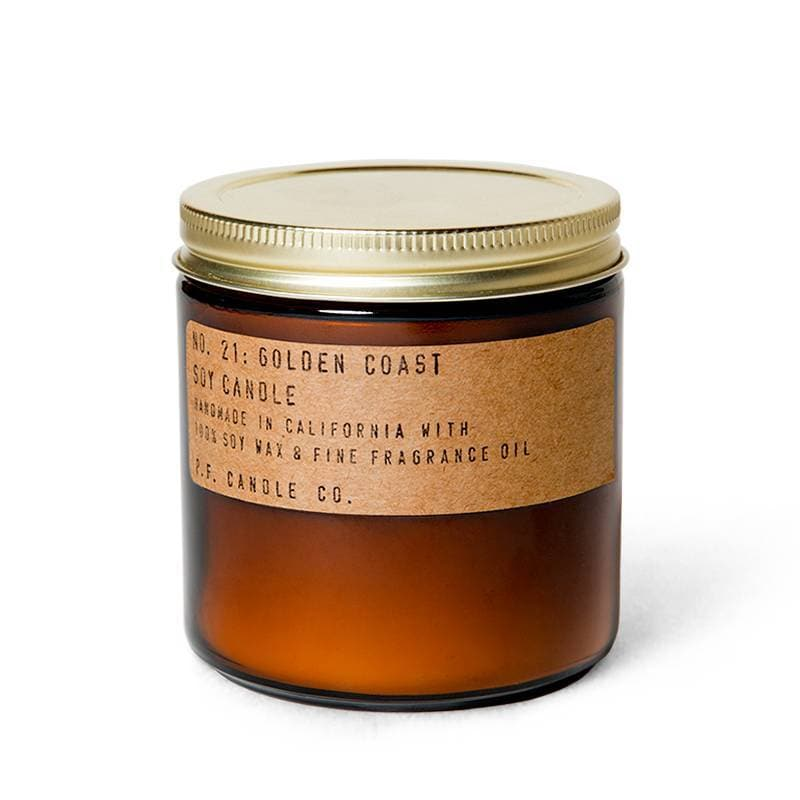 Golden Coast Soy Candle