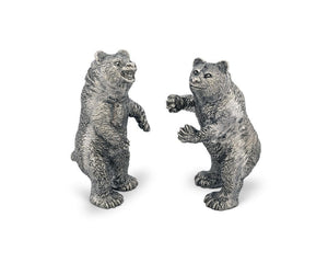 Grizzly Bear Salt And Pepper Set