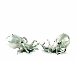 Octopus Salt and Pepper Set