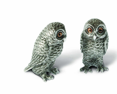 Owl Salt And Pepper Set