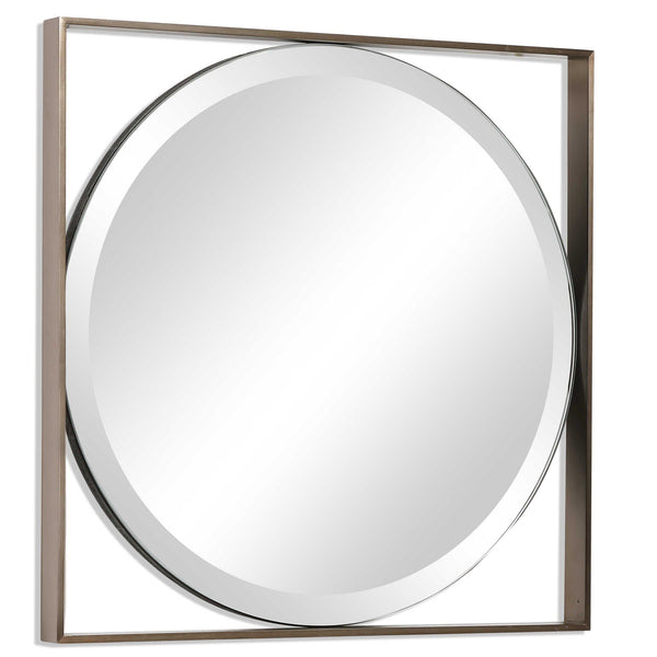 Square Eclipse Mirror