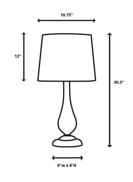 The Kerset Table Lamp