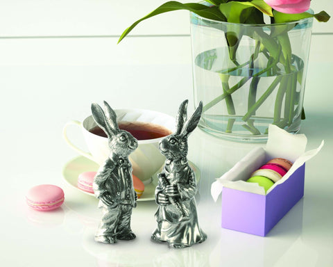 Dressed Rabbits Salt And Pepper Set