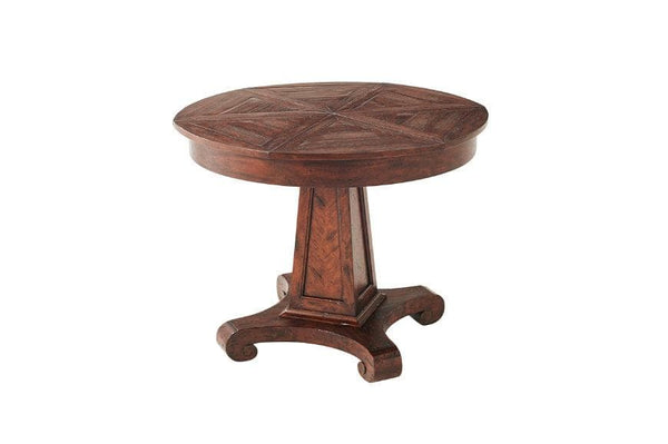 The Jean Mahogany Puzzle Table