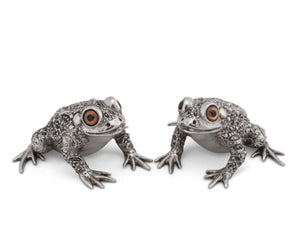 Toad Salt And Pepper Set