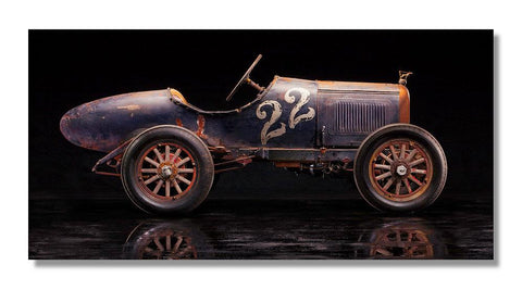 1926 Whippet Speedster 96x48 Limited Edition Aluminum Print