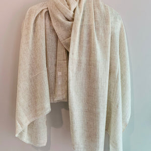 Cashmere Scarf - Helping Hands