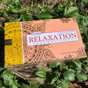 Deepika ~ Relaxation Healing Incense