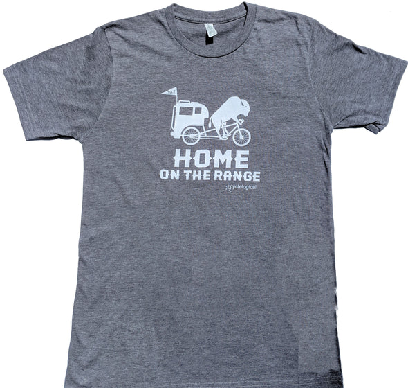 Home on the Range men's grey heather