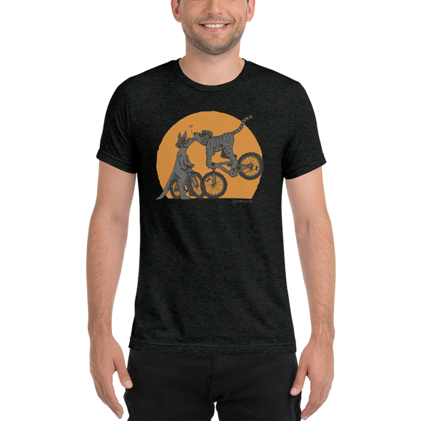 Bike Stoppie Kiss M's Black Heather (Syd&Macky Collection)