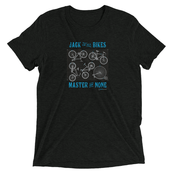 Jack of all bikes master of none