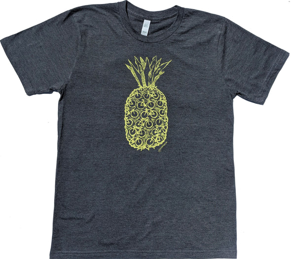 Pineapple Bicycle men's charcoal