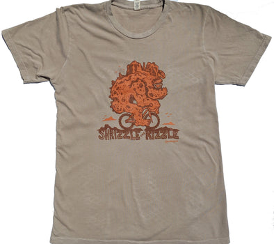 Shrizzle the Rizzle men's tan