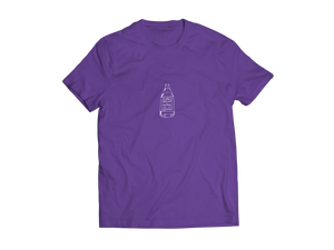 All Love Collaboration Tee - Purple