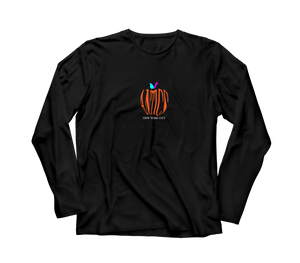 Big Apple L/S Tee - Vintage Black