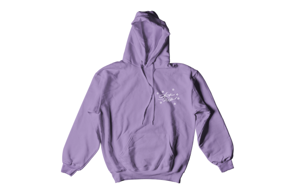 Growing Pains Hoodie - Lavender