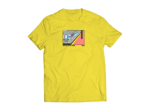 Subway Tee - Canary