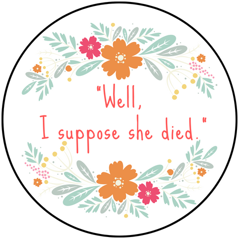Downloadable Haunting Of Bly House inspired Embroidery design PDF