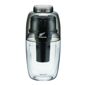 Mini BMP Waterman 600ml Black - Waters Co USA